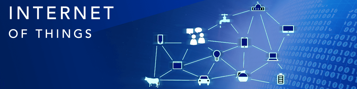 IoT banner image