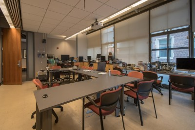 Photo of CPS Lab